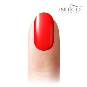 Neon Red Gel Polish 7ml