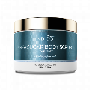 Love Story – Shea Sugar Body Scrub