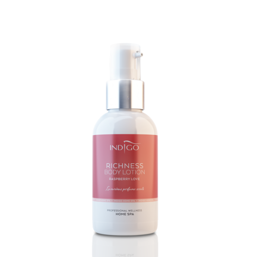 Raspberry Love - body lotion 300ml